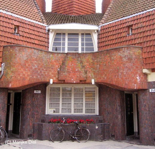 Fotoworkshop Architectuur Amsterdamse School