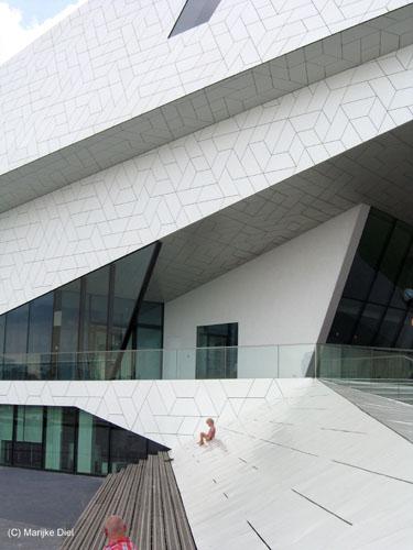 Fotoworkshop EYE-gebouw Architectuur