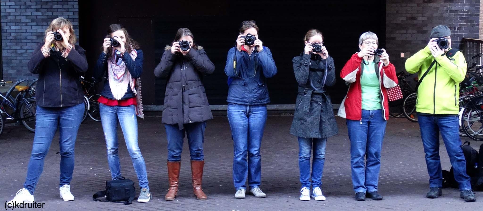 Fotocursus Haarlem Marijke Diel